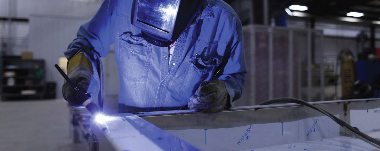 RVS staalbouw / laswerk